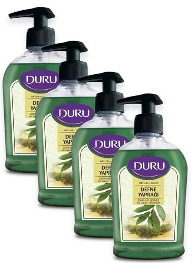 Duru Duru Sıvı Sabun Natural Olive Defne Yaprağı 300 ml x 4 Adet Renksiz